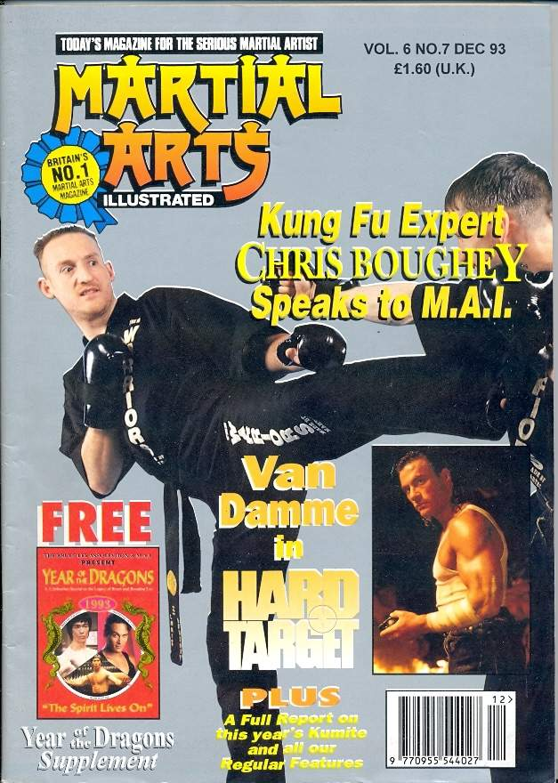 12/93 Martial Arts Illustrated (UK)